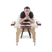 Трехсекционный массажный стол Artmassage фото