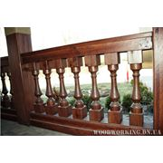 Деревянные балясины на заказ балясины для лестниц, столов, с.