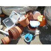 Отходы полимеров, полипропилен,полистирол,дробленка, пластик.