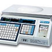 Весы с печатью этикеток CAS LP-06 v.1.6 фото