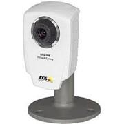 Миниатюрная сетевая камера наблюдения AXIS206