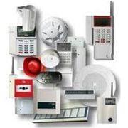 Монтаж ремонт обслуживание охранно-пожарной сгнализации фото