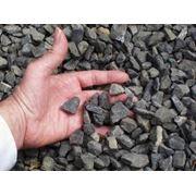 Строительные материалы песок камень щебень материалы из отсева дробления. Отгрузка щебня на самовывоз. фото