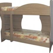 Кровать двухъярусная фото