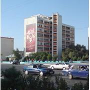 Реклама на брендмауэрах в актау фото