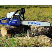 Бензопила Hyundai X-560 (4,1 л.с.) фото