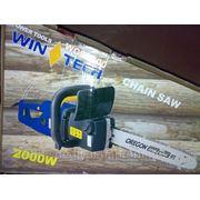 Электропила WinTech WCS 2000 фото
