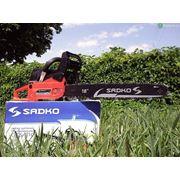 Бензопила цепная Sadko GCS-510Е фото