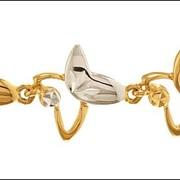 Литые браслеты с алмазной гранью фото