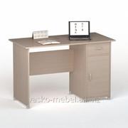 Письменный стол, Васко ПС 40-08 М1 Дуб молочный фото