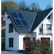 Системы солнечного теплоснабжения фото