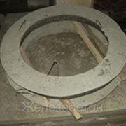 Кольцо опорное КО-6 (D=8400мм, d=580мм, H=70мм) фото