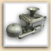 Судовые звонки - ревуны переменного тока ЗВРП - 220 ЗВРП - 127 ЗВРП - 24 фото