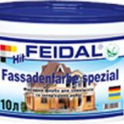 Краски фасадные HIT Fassadenfarbe spezial фото