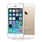 Телефон Apple iPhone 5S 16Gb Gold REF Без Touch ID 87216 фото