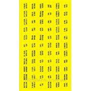 Мітки жовтого кольору (укр. )
