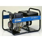 Дизель генератор DX 4000 (34 кВт) SDMO фото
