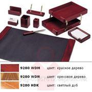 Набор настольный 9280 HDK светлый дуб (3615003) фото