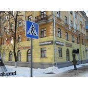 Услуги по установке дорожных знаков фото
