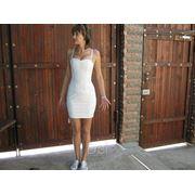 Пошив платьев из кожи фото