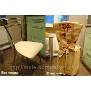 Накидки на стулья фото