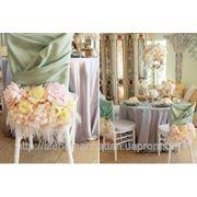 Чехлы на стулья декоративные фото