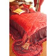 Пошив покрывал на кровать фото