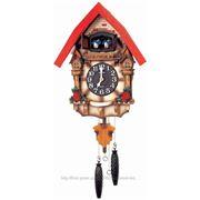 Часы RHYTHM Cuckoo 4MJ236BR06 фото