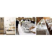 Комплектация гостиниц и ресторанов текстилем фото