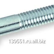 Болт DIN 933 полная резьба M20x160, А2 фото