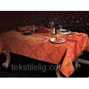 Скатерти для ресторана из турецкого хлопка фото
