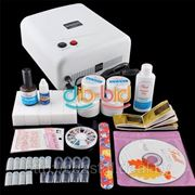 Профессиональный набор для дизайна и наращивания ногтей № 3 фото