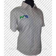 Рубашка корпоративная, пошив корпоративных сорочек фото