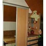 Изготовление мебели для детских под заказ. фото