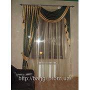 Гардины и шторы фото