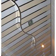 Потолки подвесные реечные Geipel фото