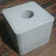 Соль брикетированная Лизунец по 5 кг фото