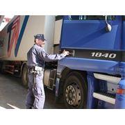 Сопровождение грузов по территории РФ фото