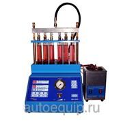 SMC-3002Аmini - Стенд для УЗ очистки и диагностики инжекторов с автоматическим сливом