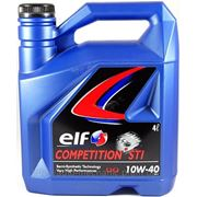 Моторное масло ELF Competition STI 10W40 (4 Liter) фото