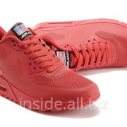 Кроссовки Nike Air Max 90 Hyperfuse USA Flag Red фото