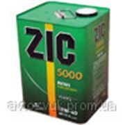 ZIC 5000 10W-40, 6л фото