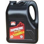 Полусинтетическое масло для бензиновых двигателей PETRO-CANADA SUPREME 5W-30 4L