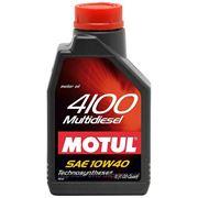 Motul 4100 Multidiesel 10W-40 1L фото