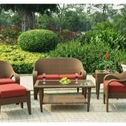 Комплект плетеной мебели Garda-1146 фото