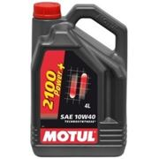 Motul 2100 Power+ 10W-40 4L фото