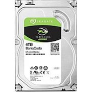 Жесткий диск HDD Seagate SATA3 4Tb Barracuda 5900 256Mb (ST4000DM004) фото