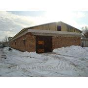 Производственно-складское здание в собственность, Брест, 614 кв.м. фото