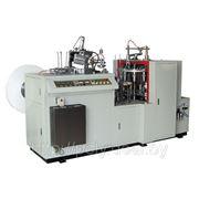 Машина для формовки бумажных стаканчиков LB Master с 2-сторонней ламинацией (Сварка ультразвуковым ножем) фото