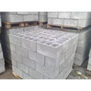 Шлакоблок М-75 Блоки стеновые бетонные (Украина Киев Днепропетровск Харьков Донецк) фото